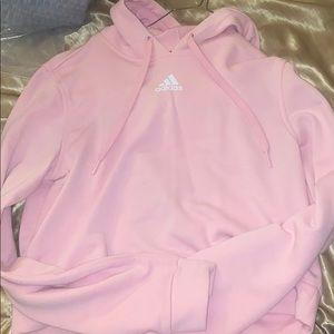 Adidas hoodie size XS